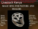 Pastor's magic ring to see visions +27789518085 IN USA